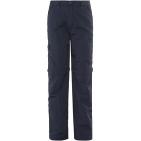 Regatta Sorcer Zip/Off Trousers Kids Navy